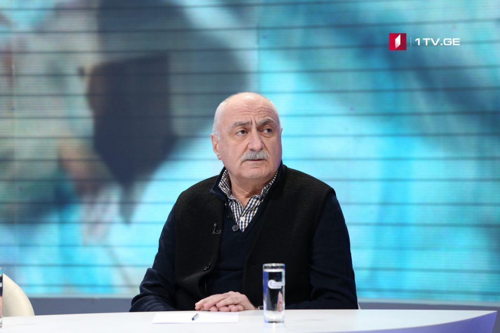 Lado Kakhadze will be a majoritarian candidate of the Georgian Dream in Mtatsminda election constituency