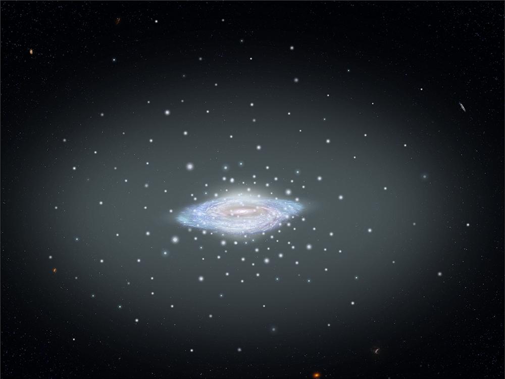 რამდენს იწონის ირმის ნახტომი - ჩვენი გალაქტიკის მასა მოსალოდნელზე გაცილებით მეტი აღმოჩნდა
