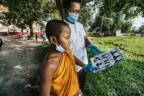 ჯანდაცვის მსოფლიო ორგანიზაცია მოსახლეობას გრიპის საწინააღმდეგო ყოველწლიურ ვაქცინაციას ურჩევს