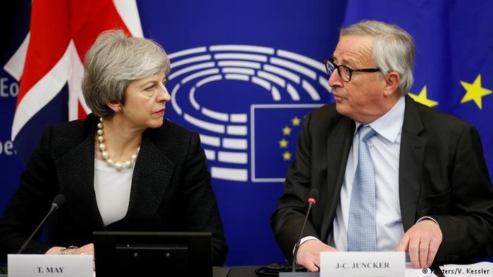ევროკავშირმა და დიდმა ბრიტანეთმა დამატებითი მოლაპარაკებების შედეგად ბრექსიტთან დაკავშირებით შეთანხმებას მიაღწიეს