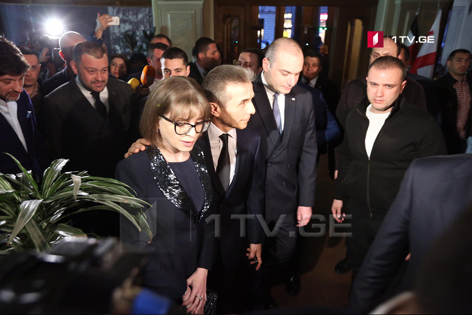 Play at Rustaveli Theater dedicated to the 100th anniversary of establishment of first parliament