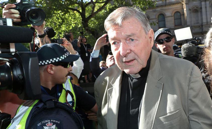 სასამართლომ ავსტრალიელ კარდინალს სექსუალური ძალადობისთვის ექვსწლიანი პატიმრობა მიუსაჯა