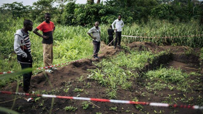 კონგოში ეთნიკური დაპირისპირებისას ასობით ადამიანია მოკლული