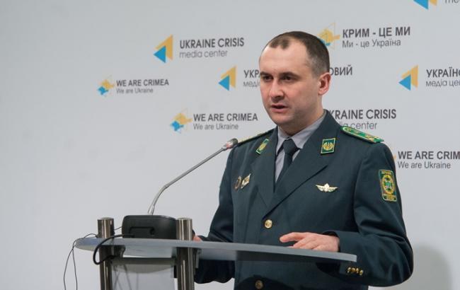 В Государственной пограничной службе Украины заявляют, что не пустят Михаила Саакашвили в страну