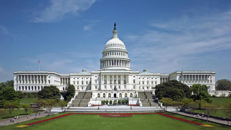 Палата Представителей США приняла четыре закона против России и Путина