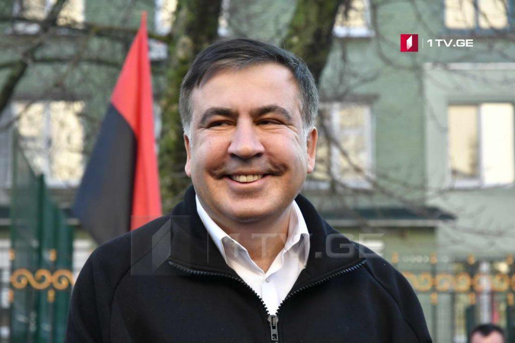 Михаил Саакашвили Гиги Угулава – Мертвый я буду в лучшей форме, чем ты и некоторые твои коллеги в течение 100 лет
