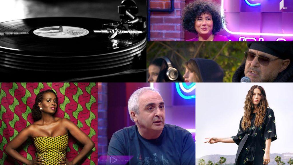 რადიო აკუსტიკა - ინტერვიუ სალომე ბაკურაძესთან / ახლადგამოცემული სიმღერები