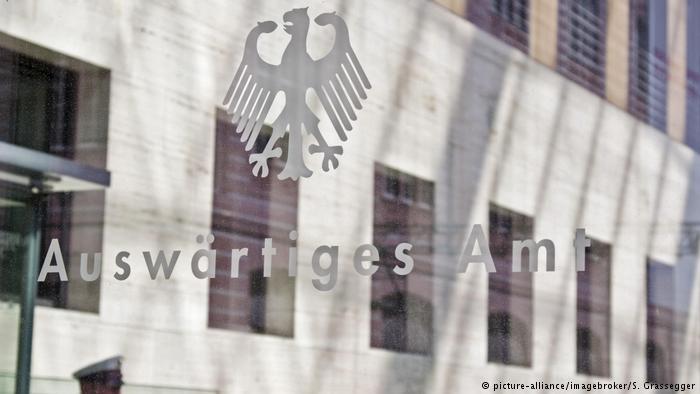 Германия с целью безопасности отозвала часть послов из Венесуэлы
