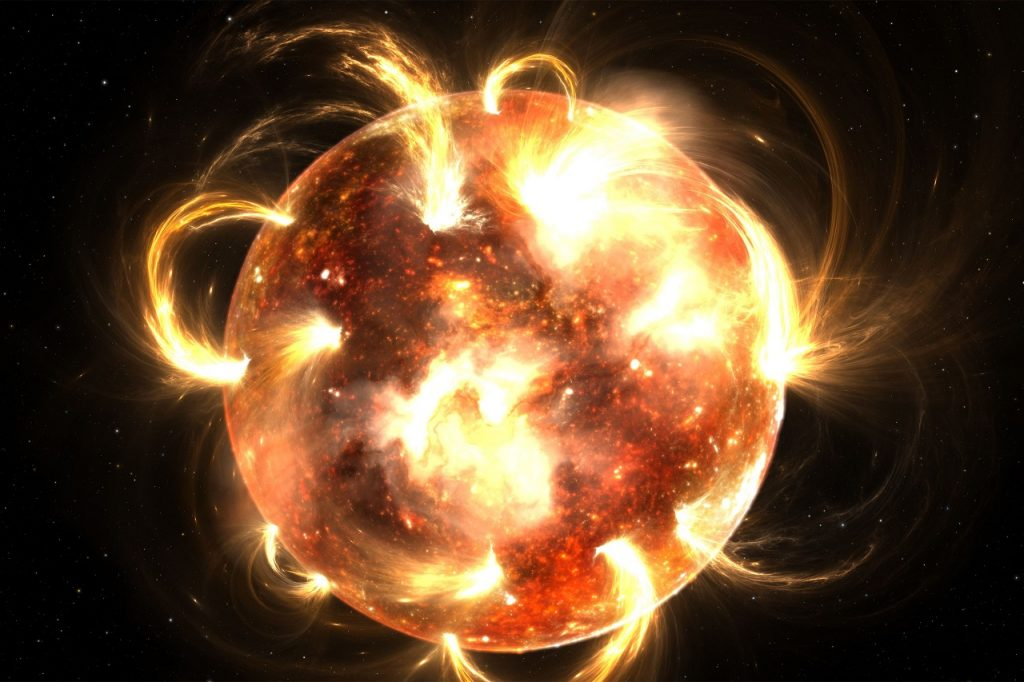 მზის ყველაზე დიდი შტორმი, რომელიც დედამიწას ოდესმე დასტყდომია თავს