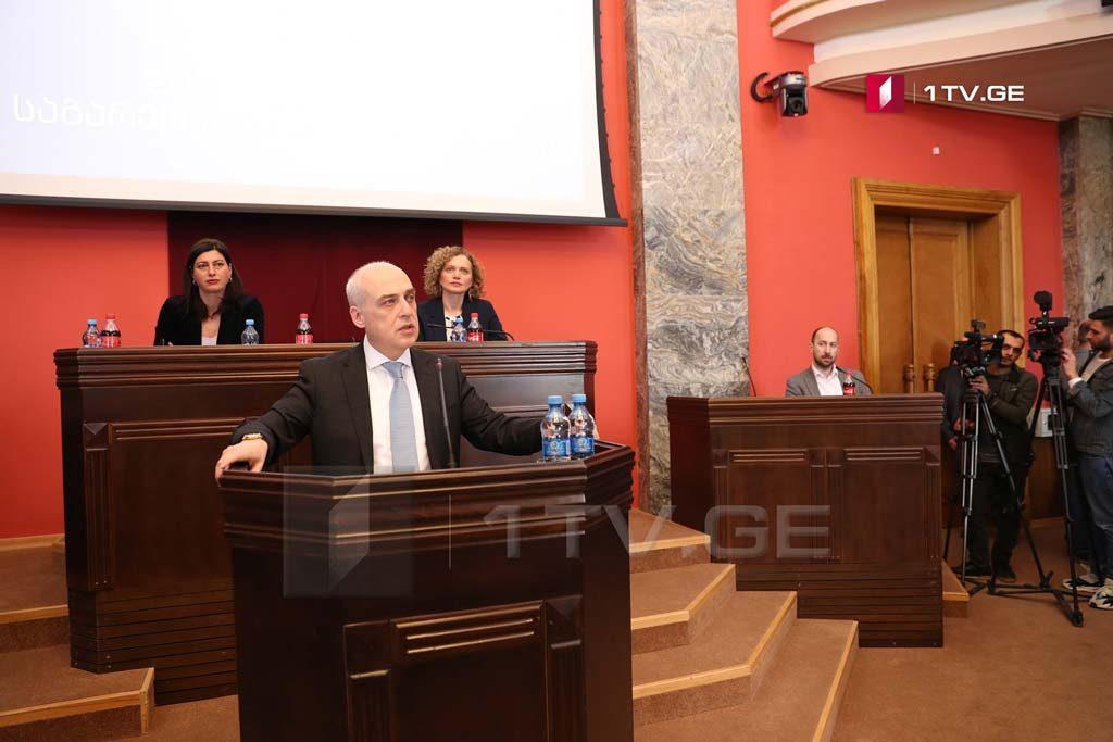 Давид Залкалиани не исключает, что список Отхозория-Татунашвили будет расширен в связи со смертью Ираклия Кварацхелия