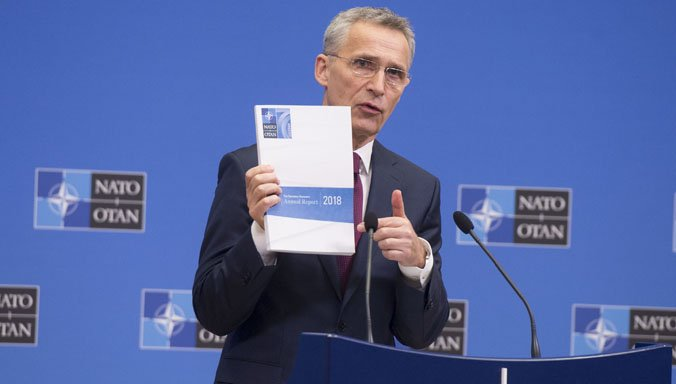 НАТО-йы генералон нымæрдары хаццæгмæ гæсгæ, Гуырдзыстон альянсæн критиконæй нысаниуæгджын партнер у