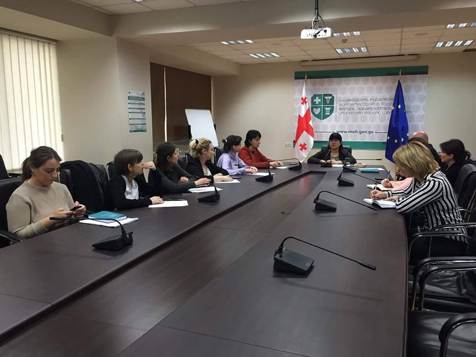 Министерство здравоохранения ставит вопрос ответственности директора «Центра психического здоровья Восточной Грузии»