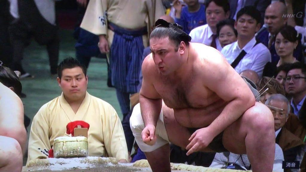 Тотиносин победил Митакэуми