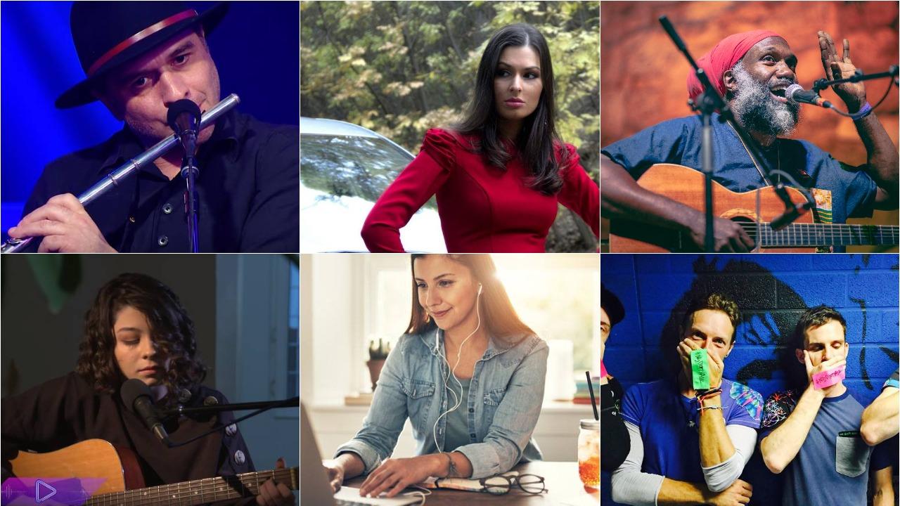 რადიო აკუსტიკა - ინტერვიუ ნინა ჯაფარიძესთან / სტუმარი სანდრო ნიკოლაძე / ქოლდფლეის სიმღერის ისტორია