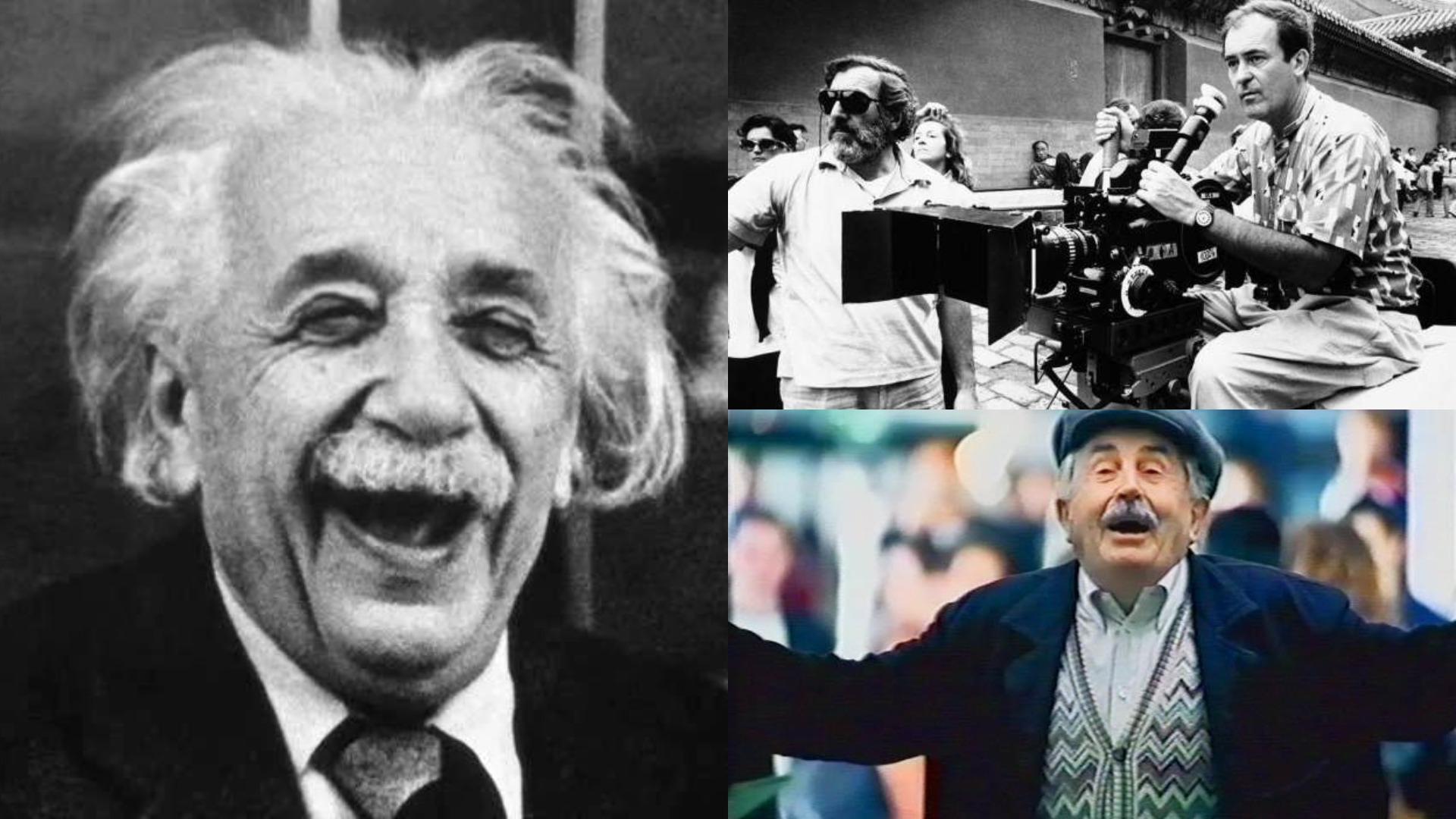 """ჩაი ორისთვის - ფიზიკა, ვიოლინო, ფარდობითობა, კვანტები, """"ყველაფრის თეორია"""""""