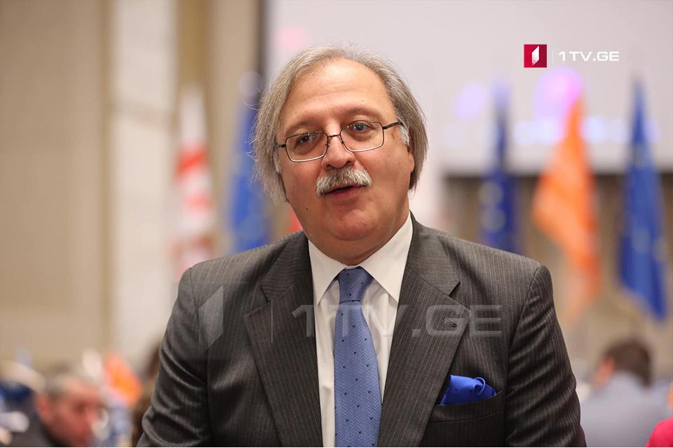 Григол Вашадзе - «Национальное движение» нуждается в эффективном управлении, и это лидер партии почувствовал раньше всех