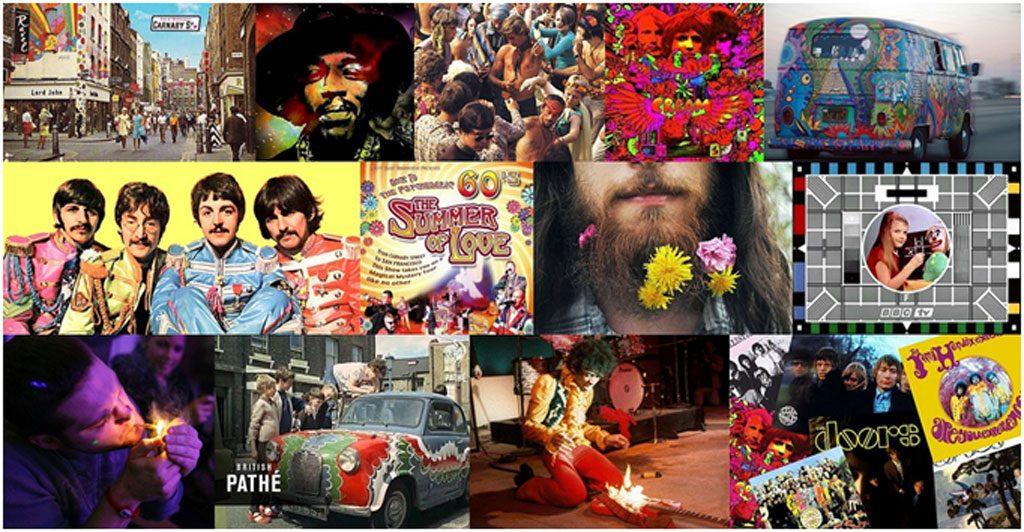 ისტორიის პოპ გაკვეთილები - 1967 წელი - კულტურა, კონტრკულტურა, სუბკულტურა