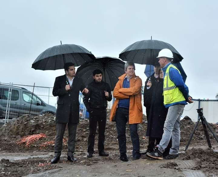Проект продолжения Батумского бульвара и строительство моста на реке Чорохи будет финансировать Азиатский банк развития