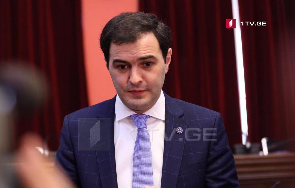 Вано Зардиашвили - В повестку дня Эки Беселия входит не заниматься делом, а барахтаться в политических процессах