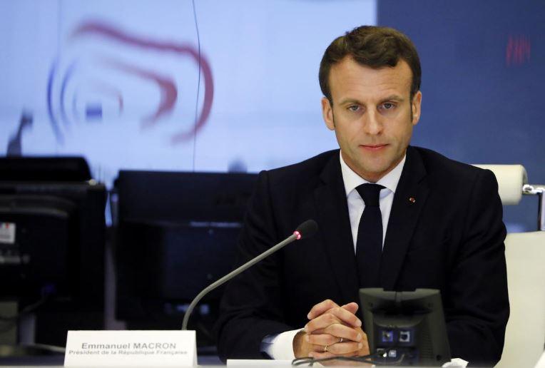 Fransa prezidenti Yelisey tarlalarında etiraz aksiyalarının qadağan edilməsini planlaşdırır
