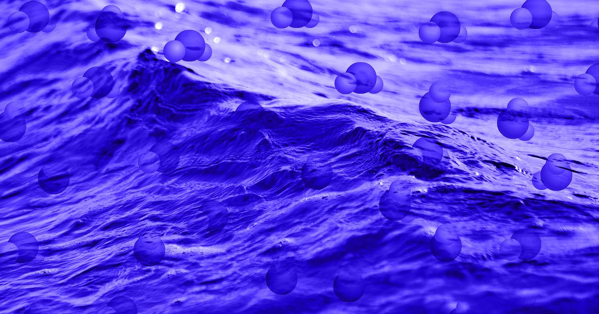 მარტივი მეთოდით, მეცნიერებმა ზღვის წყალი წყალბადის საწვავად გარდაქმნეს