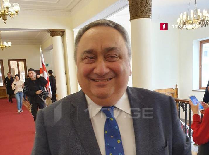 Звиада Квачантирадзе не удалось сместить с поста председателя комитета