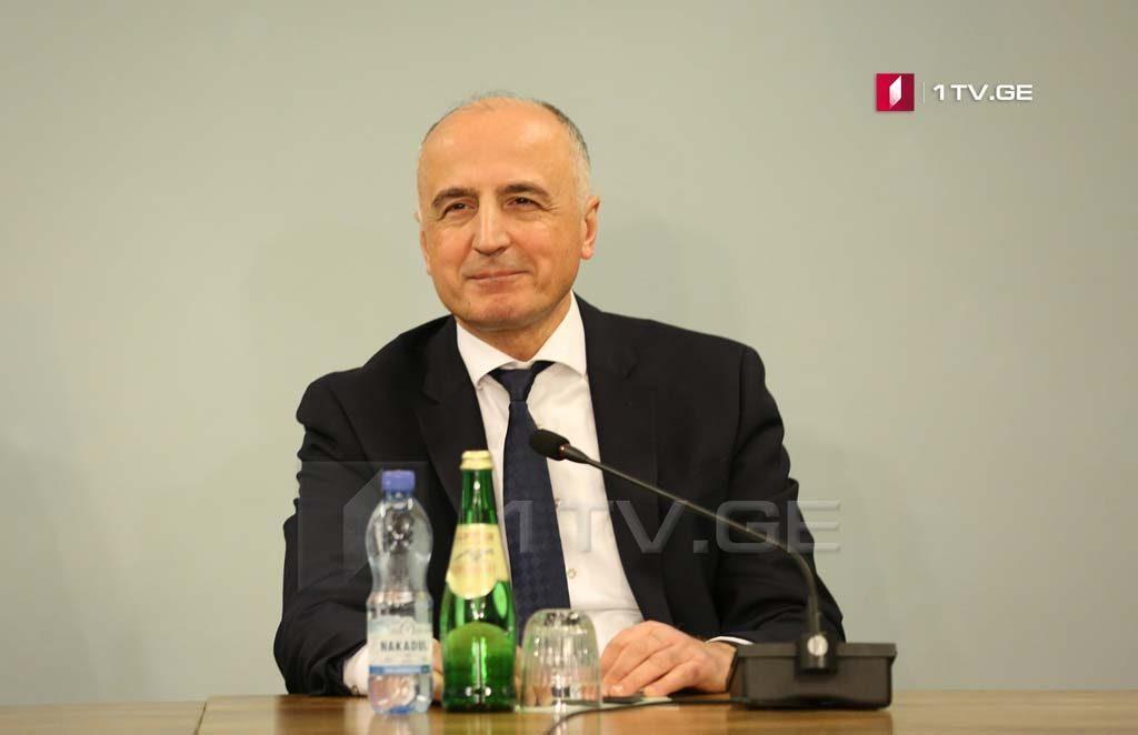 Бадри Джапаридзе — Мое посредничество между Мамукой Хазарадзе и Георгием Гахария абсолютно несерьезно