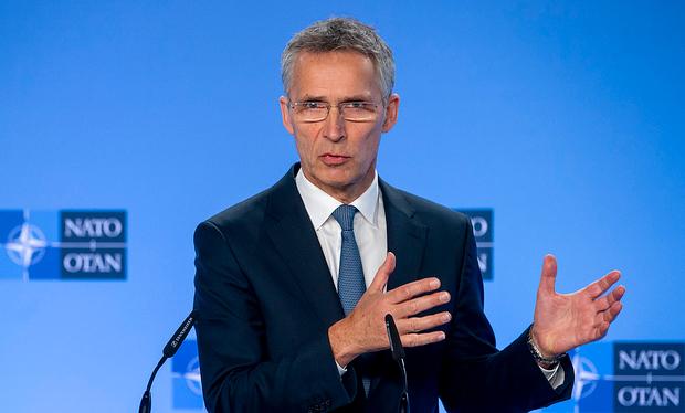 Jens Stoltenberg – NATO's door is open including for Georgia