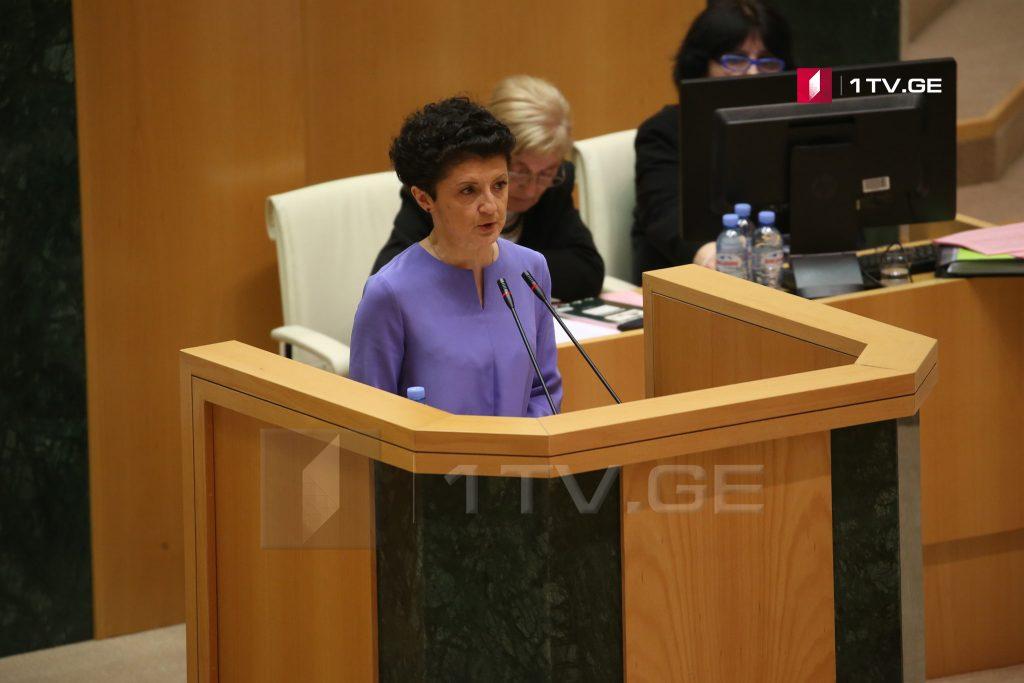 «Արտաքսվածների» գործով որոշումը Ռուսաստանի համար աննախադեպ պարտություն էր Վրաստանի առջև. Թեա Ծուլուկիանի
