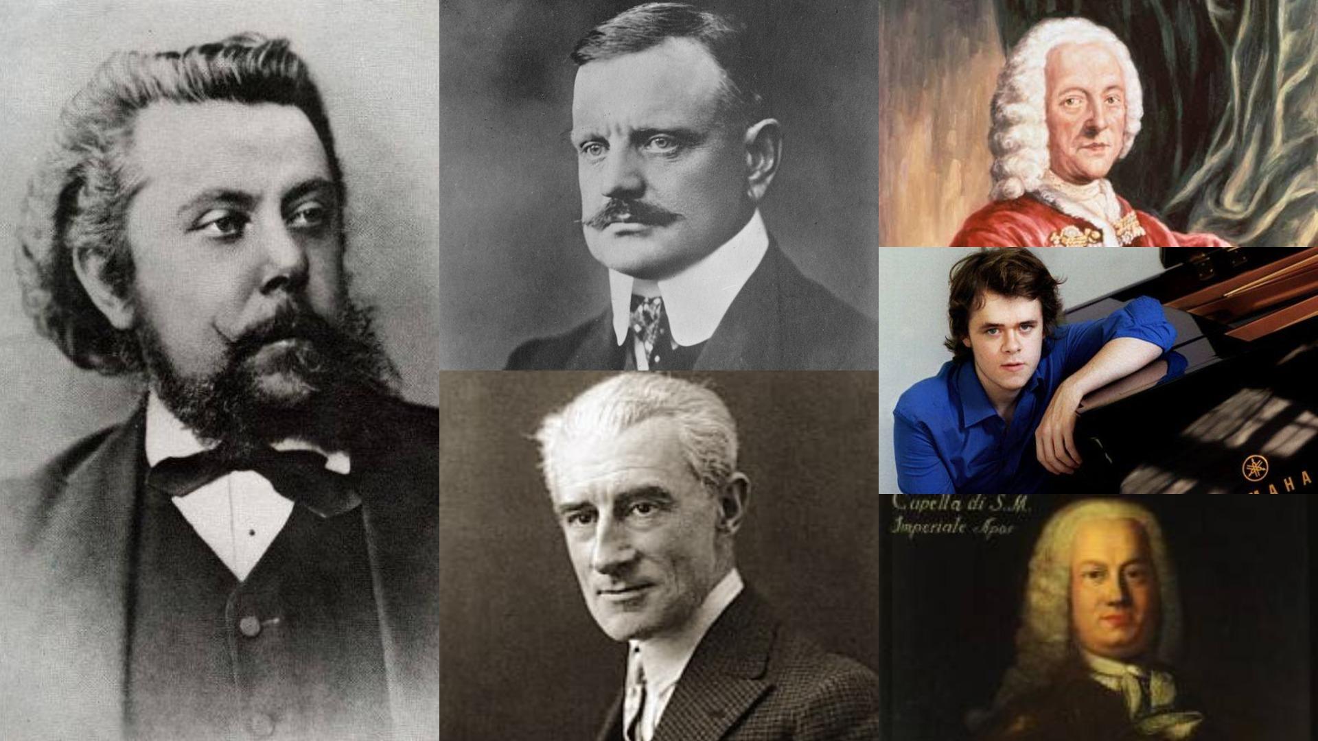 კლასიკა ყველასთვის - მოდესტ მუსორგსკი / სხვადასხვა ეპოქისა და სტილის კლასიკური მუსიკა