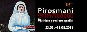 Paintings of Niko Pirosmani to be exhibited Mikkel Museum in Tallinn