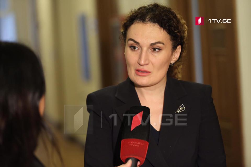 Кетеван Цихелашвили приняла участие во встрече координационного механизма, созданного для поиска без вести пропавших людей
