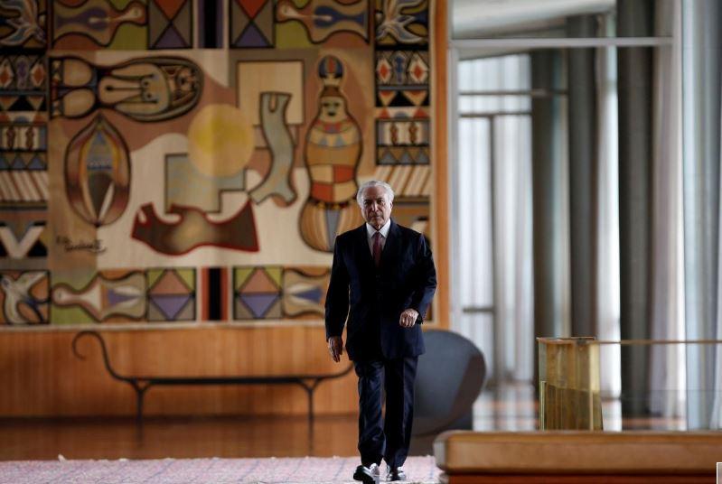 Braziliyanın keçmiş prezidenti, Mişel Temeri yaxaladılar