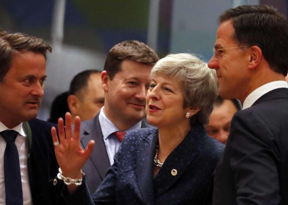 Евросоюз готов отсрочить процесс «Brexit» до 22 мая