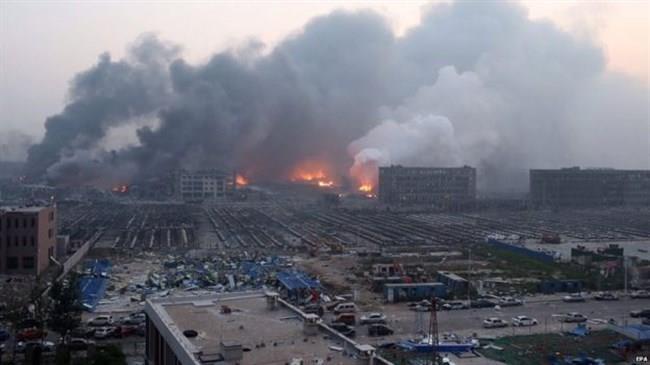 Չինաստանի քիմիական գործարաններից մեկում պայթյունի հետևանքով զոհվել է 44 մարդ