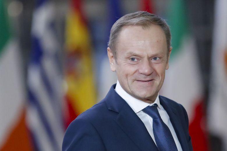 """დონალდ ტუსკი """"ევროპის სახალხო პარტიას""""უხელმძღვანელებს"""