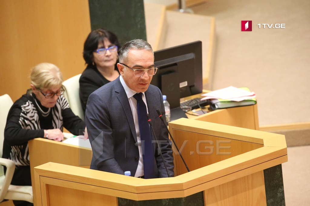 Михаил Батиашвили – Проходит реформа школьных оценок, чтобы оценка стала ориентированной на результат и развитие