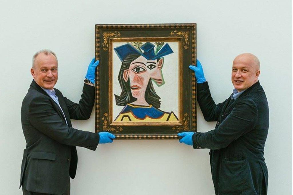 შვეიცარიაში კონკურსი გამოცხადდა, რომლის გამარჯვებულიც პიკასოს ნახატს ერთი დღით სახლში წაიღებს