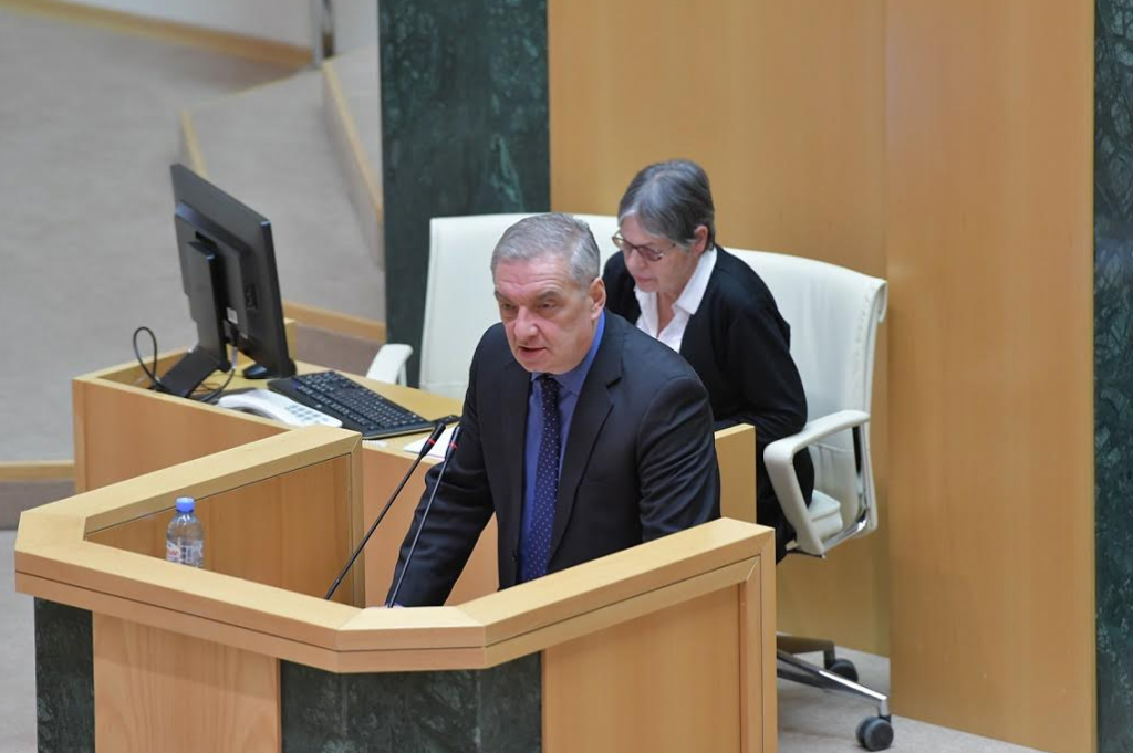Gia Volski may take up post of Parliament's First Vice Speaker