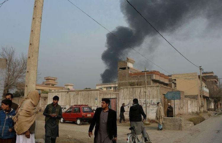 ავღანეთში სტადიონზე აფეთქებას მსხვერპლი მოჰყვა