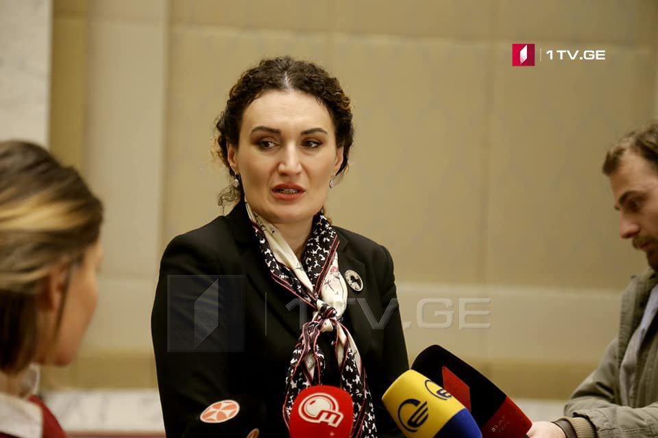 Ketevan Tsixelaşvili - BMT-nin insan hüquqları rezolyusiyası ən təsirli mexanizmlərdən biridir