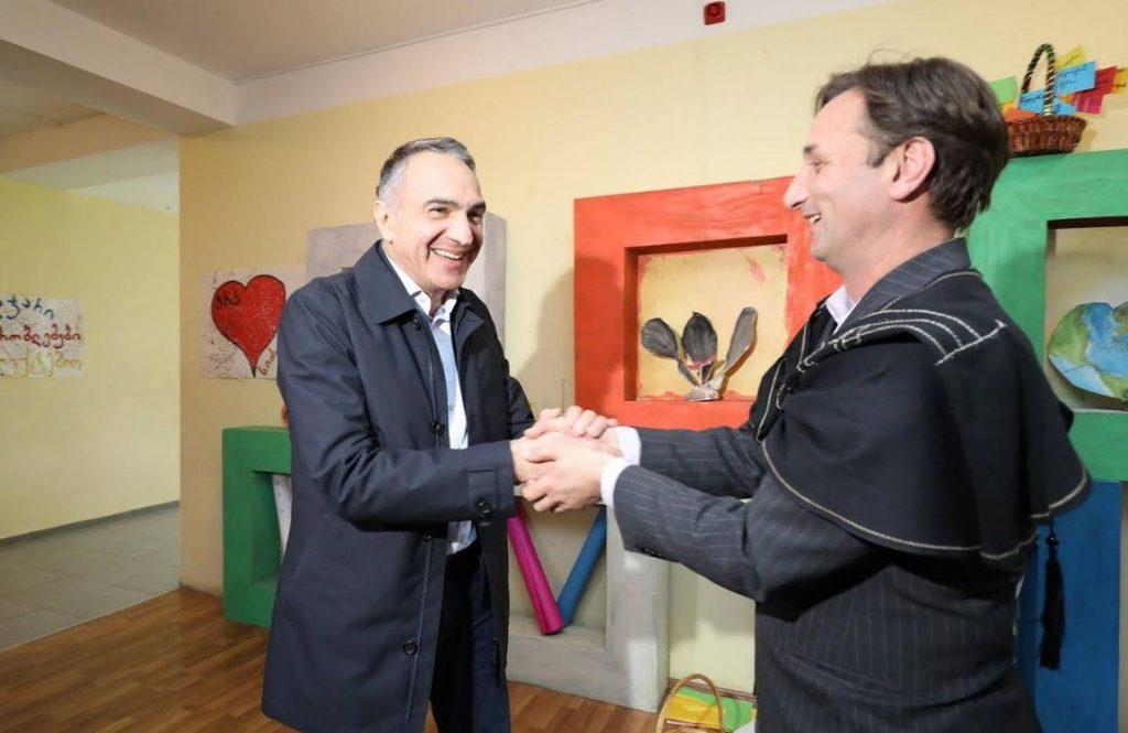 Լադո Աբխազավան հաղթող է, հաղթել ենք նաև մենք բոլորս, բոլոր ուսուցիչները, ողջ Վրաստանը. Միխեիլ Բատիաշվիլի
