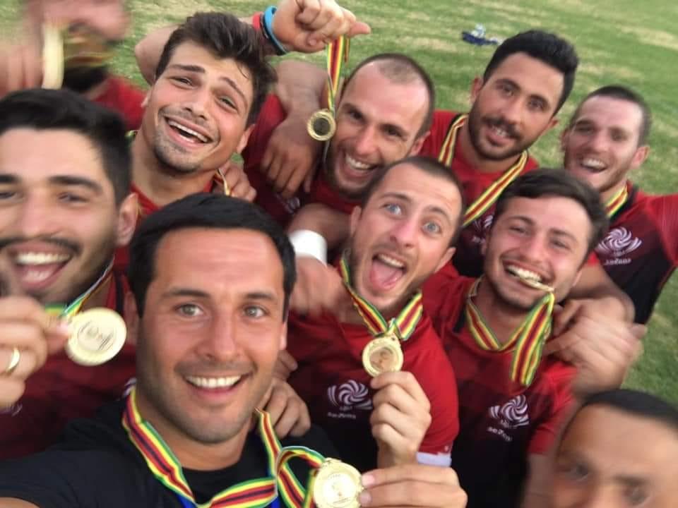 საქართველოს შვიდკაცა ნაკრებმა ზიმბაბვეში საერთაშორისო ტურნირი მოიგო