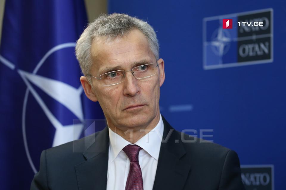 Йенс Столтенберг - В Афганистане должна произойти мирная передача власти инклюзивному правительству