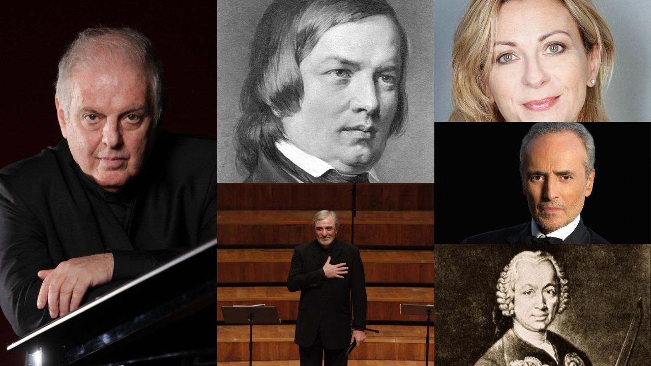 კლასიკა ყველასთვის - ინტერმედია / კლასიკა და მეგობრები / სხვადასხვა სტილისა და ეპოქის კლასიკური მუსიკა