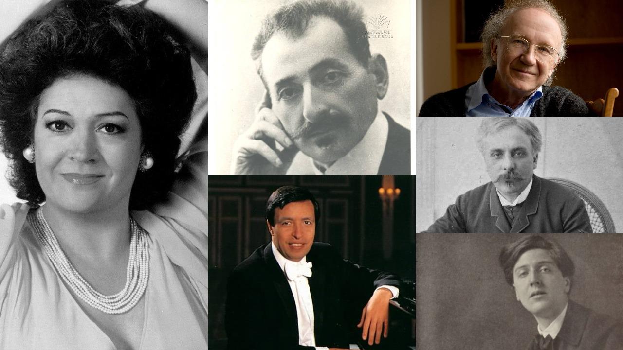 კლასიკა ყველასთვის - XX საუკუნე კლასიკა / სხვადასხვა სტილისა და ეპოქის კლასიკური მუსიკა