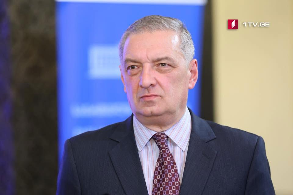 Гия Вольский - Политика России направлена на то, чтобы опустошить Цхинвальский регион и оставить больше места для военного полигона