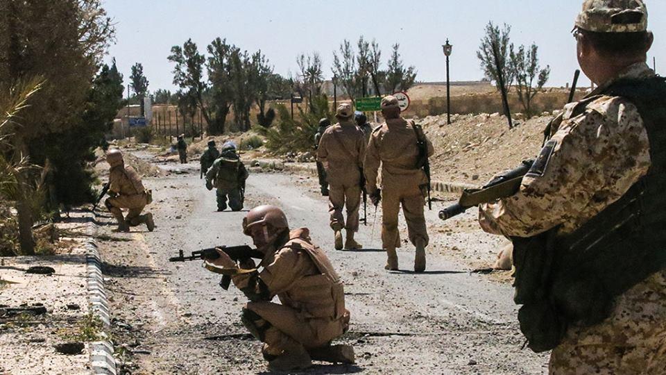 რუსეთის თავდაცვის უწყება - თებერვლის ბოლოს სირიაში სამი რუსი სამხედრო დაიღუპა
