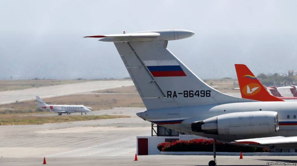 США предупреждают Россию не вмешиваться в дела Венесуэлы