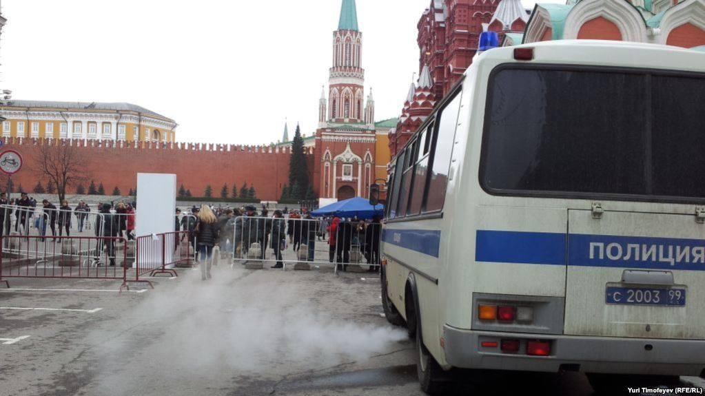 Из колодца около Кремля украли кабель предназначенный для правительственной связи